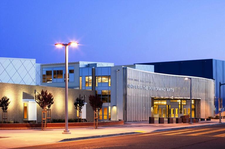 James Logan High School Exterior