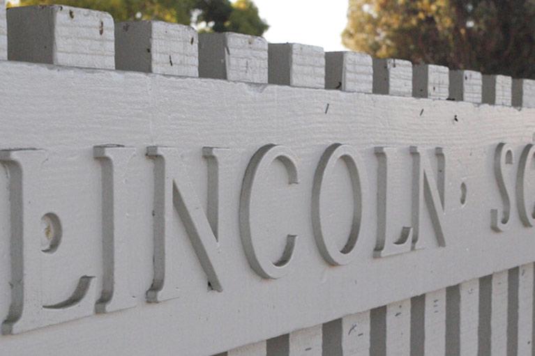Lincoln Elementary Newark