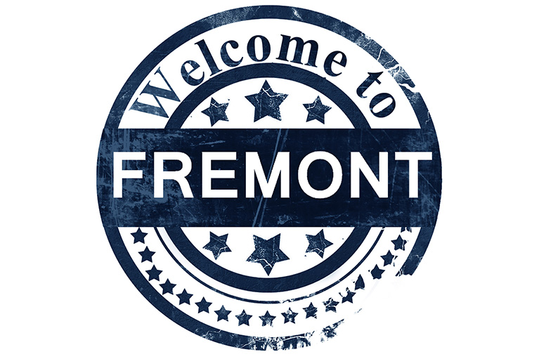 Welcome to Fremont Stamp