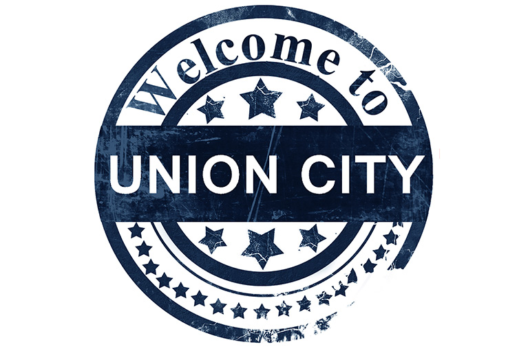 Welcome to Union City Stamp